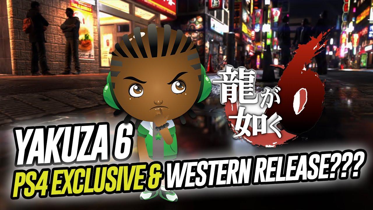 Yakuza 6 release date in Sydney