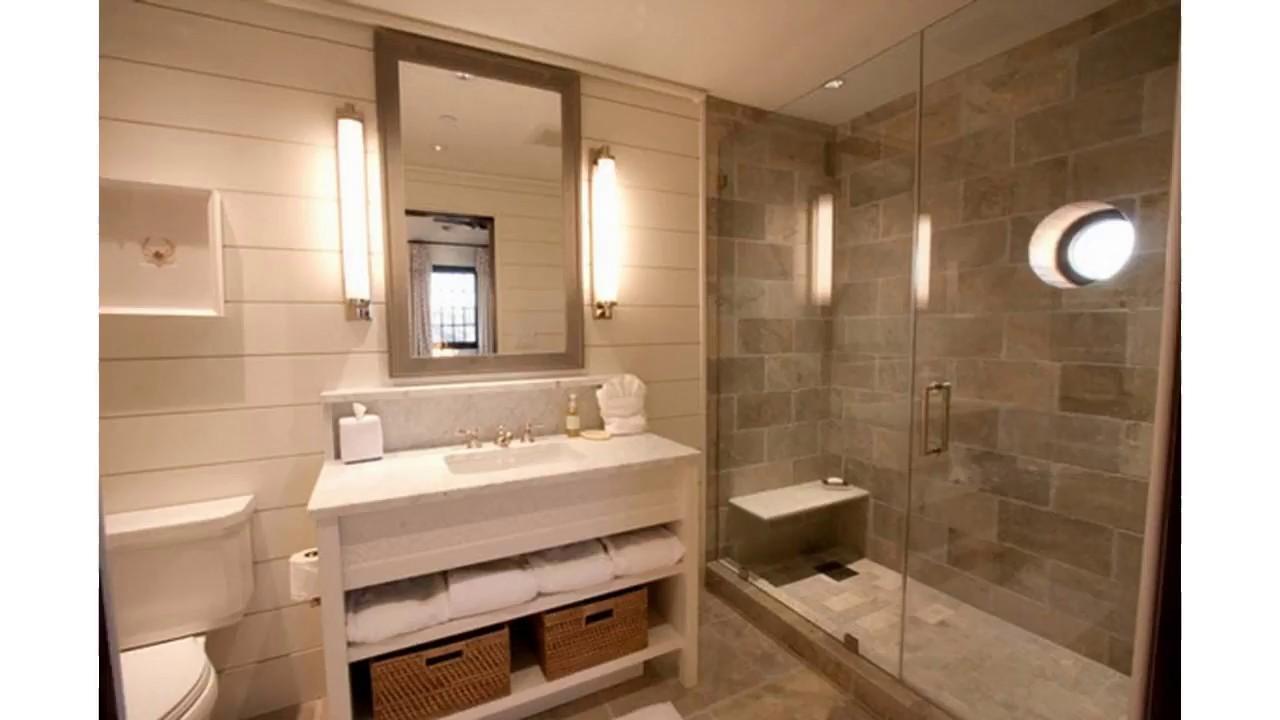 Cuarto de baño ducha azulejos ideas de diseño - YouTube