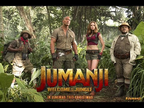 Jumanji: Welcome to the Jungle – International Trailer | In Cinemas This Christmas