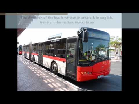 Travel to DUBAI : All you need to know BUSSES, TAXIS & METRO - HD