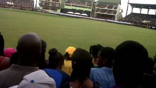 INAUGURATION DAY AT THE GUYANA NATIONAL STADIUM ON THE 26TH MAY 2015