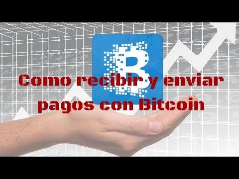 Como Recibir Y Enviar Pagos Con Bitcoin - Blockchain