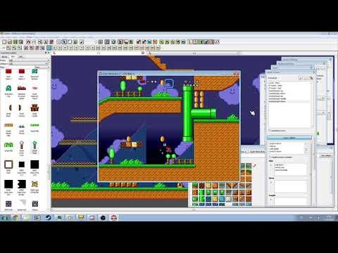 PGE [Super Mario Bros. X (SMBX)] - Speed Maker Showcase - Airship Attack 2 [Progress 2]