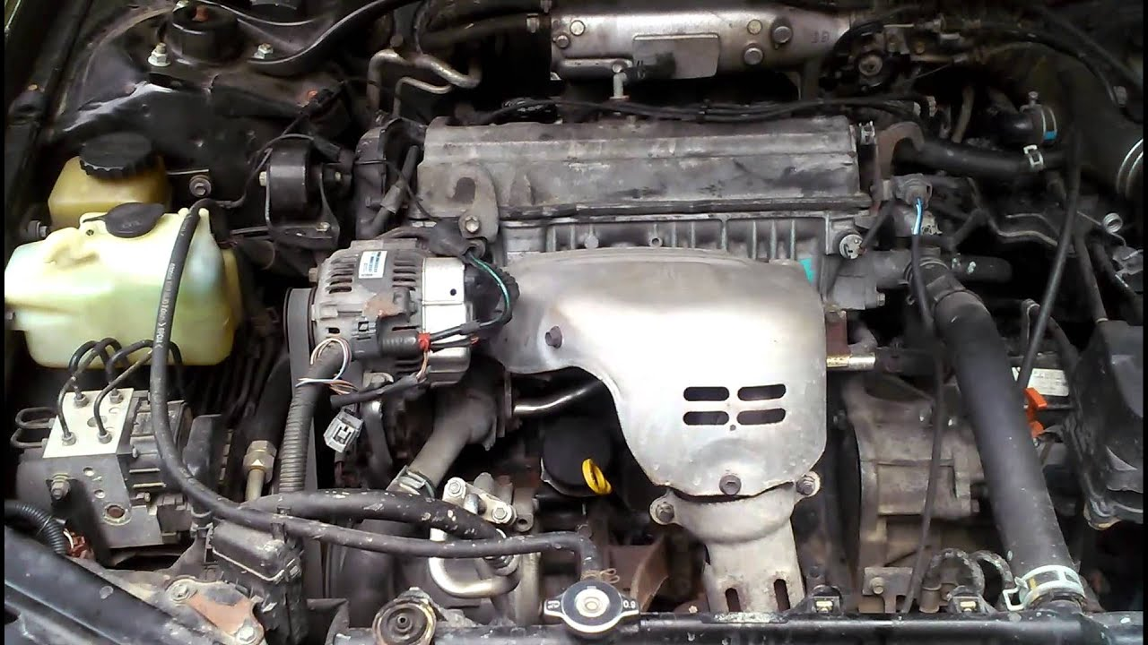 2001 Toyota Camry Engine Diagram 22re Ecu Wiring 1994 Cooling System
