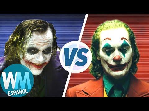 ¡El MEJOR JOKER: Heath Ledger VS Joaquin Phoenix!