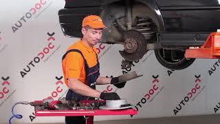Montage Jeu de plaquettes de frein avant et arrière BMW 3 SERIES : video manuel