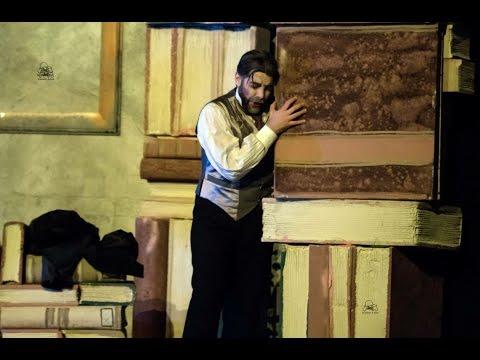 Rocco Cavalluzzi, Aria Conte - Nina o sia la Pazza per amore -  G. Paisiello