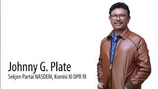 Johny G. Plate, Sekjend Partai NasDem