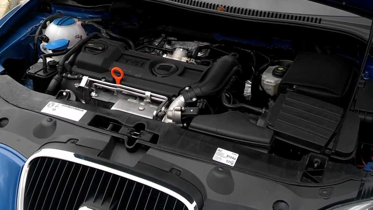 leon 1 4 tsi engine sound blow off diverter valve youtube. Black Bedroom Furniture Sets. Home Design Ideas