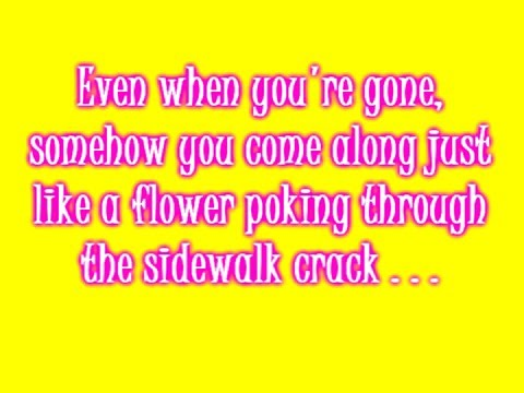 Smile - Uncle Kracker - LYRICS!