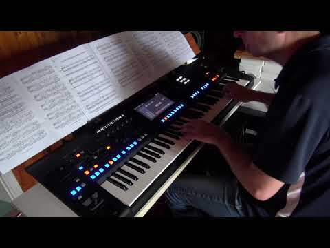 Game Of Thrones Variation - Ramin Djawadi/Soundphase In Live On Yamaha Genos