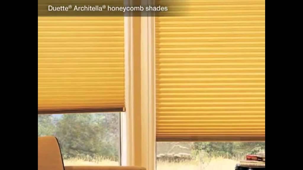 Lori Jill Designs Energy Efficiency Hunter Douglas Window Fashions Mp4 Youtube