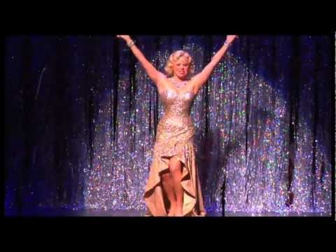 """Smash"" Star Megan Hilty Channels Marilyn Monroe with ""Diamonds Are a Girl's Best Friend"""