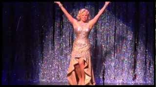 """Smash"" Star Megan Hilty Channels Marilyn Monroe with ""Diamonds Are a Girl"