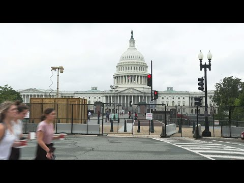 National Guard called up for Sept. 18 protest at US Capitol