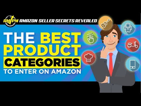 Make More Money By Launching In These Amazon Best Selling Categories