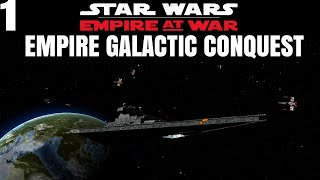 Star Wars: Empire at War : Empire Galactic Conquest 1