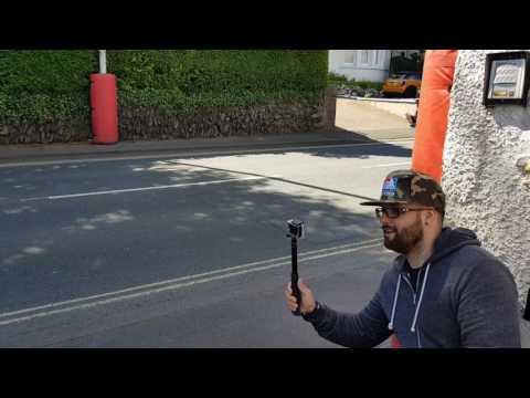 Bro's first reaction at TT Isle of Man 2017