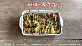 Cream Potato | Homemade Meals