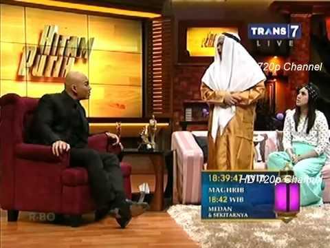 Hitam Putih 2 Juli 2015 FULL   Kisah Perjalanan Hidup Cecep Maulana, Ustadz Odong Odong    YouTub