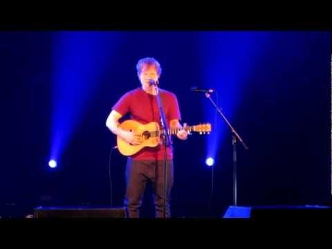 """Wake Me Up"" (w/ Hold Yuh) - Ed Sheeran - 02/12/2013 - San Diego, CA"