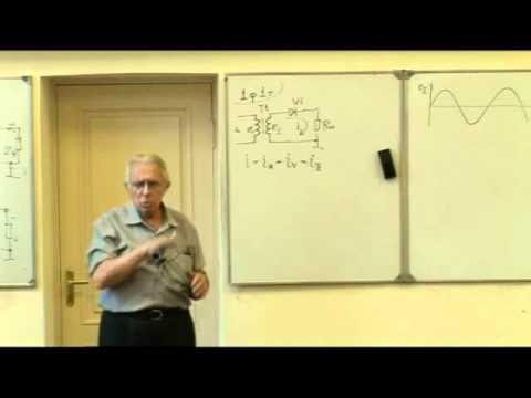 2.4.Однофазные однотактные выпрямительные схемы.