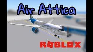 Roblox Flight | Air Attica | Classic!