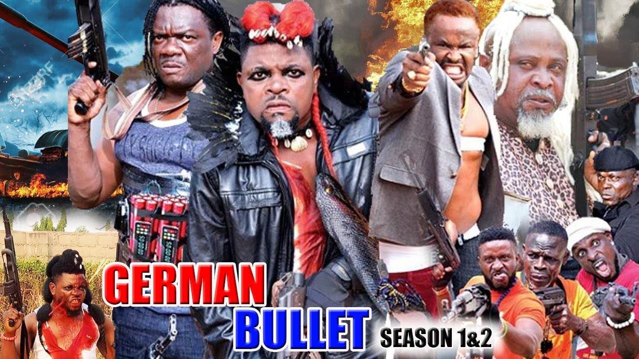 Download GERMAN BULLET season 1- Don Brymo|Kevin Ikeduba|Prince Iyke latest Nigeria Nollywood Action Movie