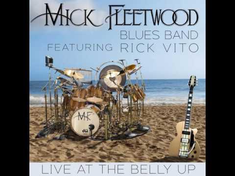 The Mick Fleetwood Blues Band- Black Magic Woman Live  feat.  Rick Vito (2016)