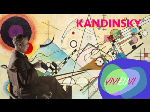 WASSILY KANDINSKY - 50 FATOS #VIVIEUVI