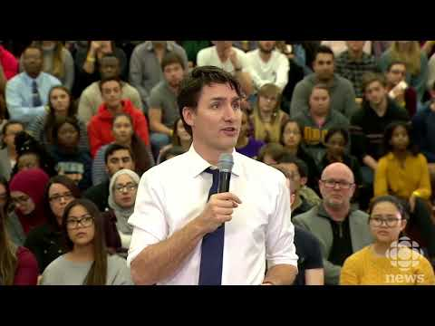 Trudeau compares returning ISIS fighters to Greek & Italian immigrants