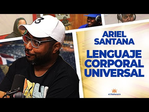 Lenguaje Corporal Universal - Ariel Santana