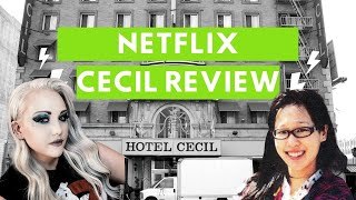 Review Cecil Hotel Series on Netflix with Amy Price