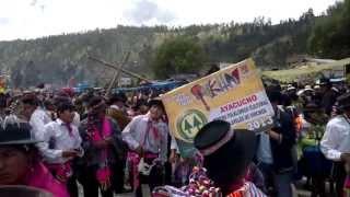 Los Claveles de Vinchos- Pukllay 2013-