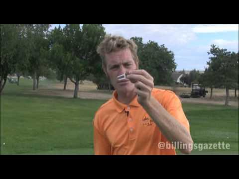 The Swing Guru: Fix your ball marks