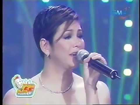 Regine Velasquez farewell performance on SOP (2008)