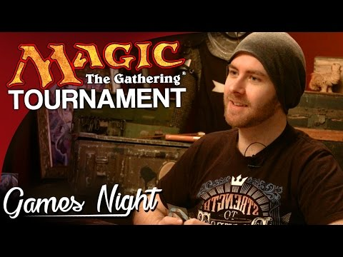 Magic: The Gathering Kaladesh Tournament - Sjin v Tom