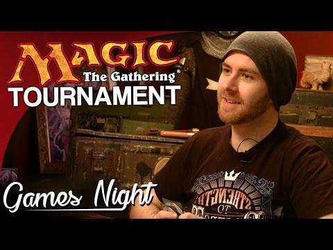 Magic: The Gathering Kaladesh Tournament - Sjin v Tom