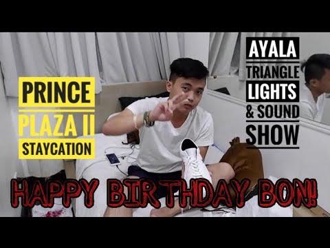 Happy Birthday Bon-bon @ Prince Plaza II Condotel | Angel Fajardo