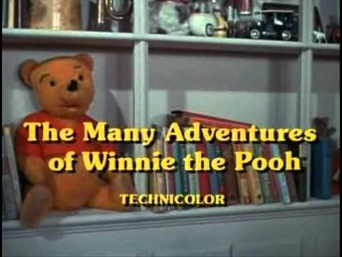 The Many Adventures of Winnie the Pooh - 01 - Introduction Theme