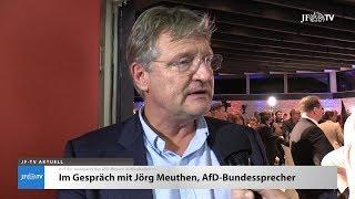 Zur #LTWHE18: Jörg Meuthen - Bundessprecher der AfD