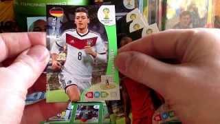 BLISTERKI Z BIEDRY #1 PANINI FIFA WORLD CUP BRAZIL 2014