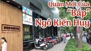Ngo Kien Huy's Cafe | ICED COFFEE