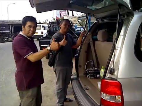 Fuel Saver (HHO) on KIA Sedona 2.4L 2003
