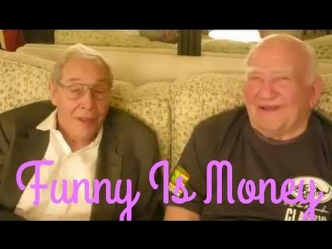 Hilarious Ed Asner and Mark Rydell Improv'