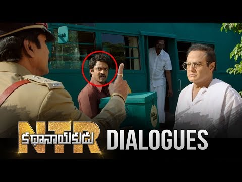 NTR Kathanayakudu Latest Dialogue Promos | Nandamuri Balakrishna | Manastars