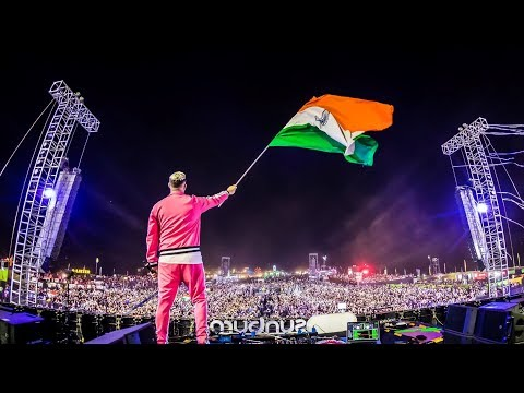 Dj Snake live in Pune India (Full set HD Part-2) | Ola Sunburn Festival 2017