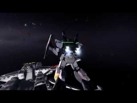 HOMEWORLD Remastered Gundam Mod 3.1  ZEON LAST STAND HD 60fps