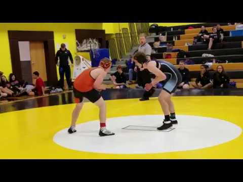 Cons. Round 2 - Clay Kennedy (West Anchorage) vs. Patrick Woolery (Hutchison High School)