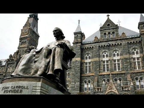 Georgetown University Attempts To Atone For Slave Trading Past